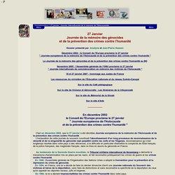 Histoire et mémoire des deux guerres mondiales - Commémorationsations - Journ...