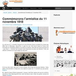 Commémorons l'armistice du 11 novembreLeWebPédagogique