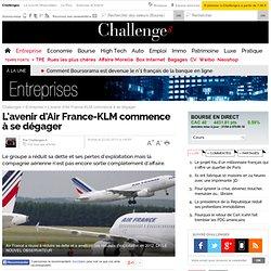 Pour Air France-KLM, le ciel commence à s'éclaircir