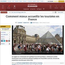 Comment mieux accueillir les touristes en France