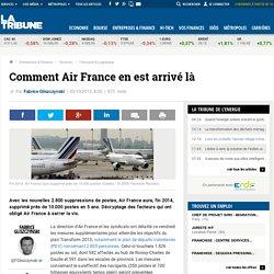 Comment Air France en est arrivé là