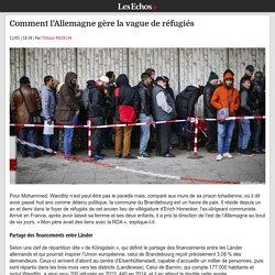 Comment l'Allemagne gère la vague de réfugiés