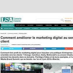 Comment améliorer le marketing digital au...