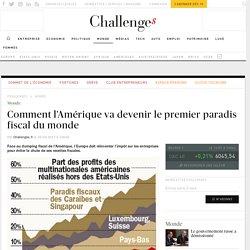 Comment l'Amérique va devenir le premier paradis fiscal du monde - Challenges.fr