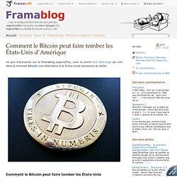 Comment le Bitcoin peut faire tomber les États-Unis d'Amérique