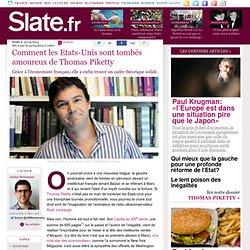 Comment les Etats-Unis sont tombés amoureux de Thomas Piketty