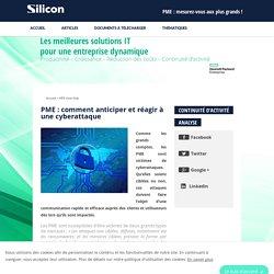 PME : comment anticiper et réagir à une cyberattaque