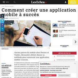 Comment créer une application mobile à succès