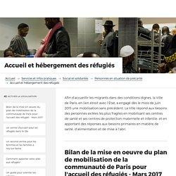 Mairie de Paris-Comment apporter votre aide aux réfugiés ?