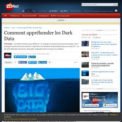 Comment appréhender les Dark Data