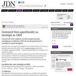 Comment bien appréhender sa stratégie m-CRM