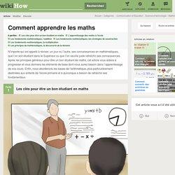 Comment apprendre les maths: 34 étapes
