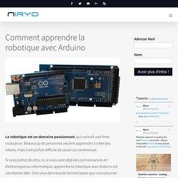 Comment apprendre la robotique avec Arduino - Niryo