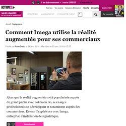 Comment Imega utilise la réalité augmentée pour ses commerciaux