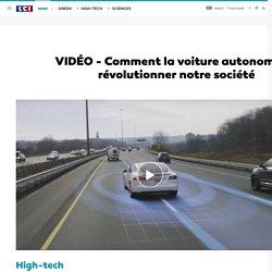 VIDÉO - Comment la voiture autonome va révolutionner notre société