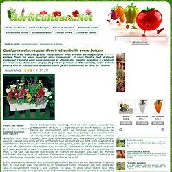 Plantes pearltrees - Comment fleurir un balcon ...
