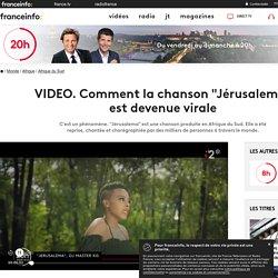 """Comment la chanson """"Jérusalema"""" est devenue virale"""