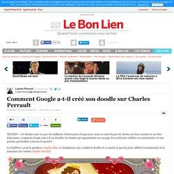 Comment Google a-t-il créé son doodle sur Charles Perrault