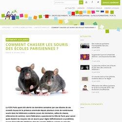 Comment chasser les souris des écoles parisiennes?