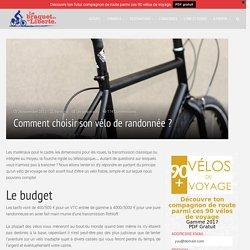 Comment choisir son vélo de voyage ?