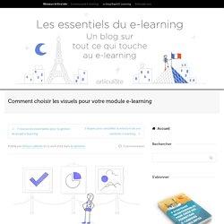 Comment choisir les visuels pour votre module e-learning