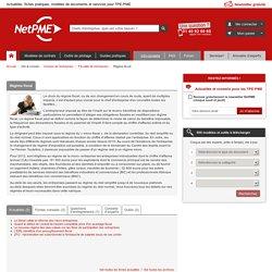 Comment choisir son régime fiscal ? - NetPME