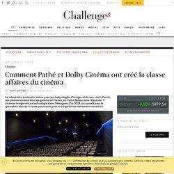 Comment Pathé et Dolby Cinéma ont créé la classe affaires du cinéma en France