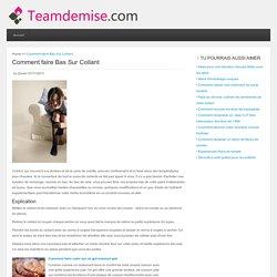Comment faire Bas Sur Collant [article] - Teamdemise.com