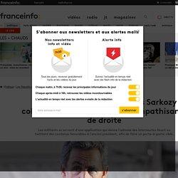 Comment l'équipe de Nicolas Sarkozy collecte des données sur les sympathisants de droite