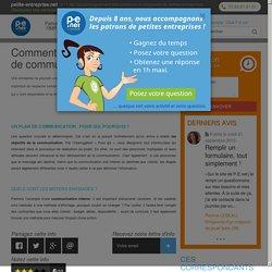 Comment mettre en place un plan de communication efficace ?