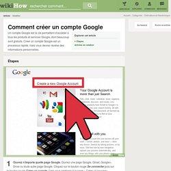 Comment créer un compte Google: 7 étapes