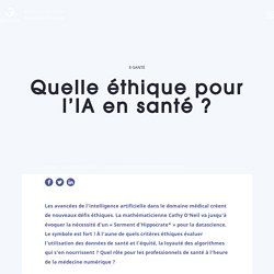 6 IA et santé: comment concilier éthique et progrès ? - Sanofi France