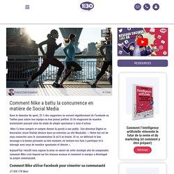 Comment Nike a battu la concurrence en matière de Social Media