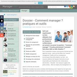 Comment Manager ? Des conseils pratiques