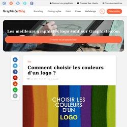 Comment choisir les couleurs d'un logo ? - Graphiste.com