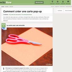 Comment créer une carte pop‑up: 12 étapes