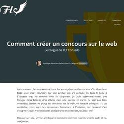 Comment créer un concours sur le web
