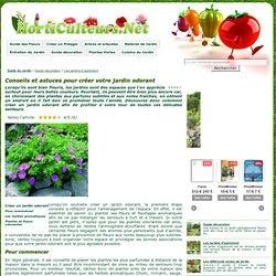 Comment créer un jardin odorant ?