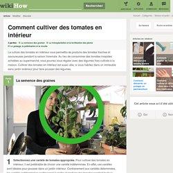 Comment cultiver des tomates en intérieur: 11 étapes