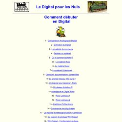 Comment débuter en digital