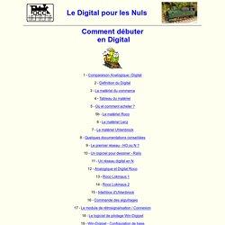 Comment débuter en digital