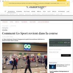 Comment Go Sport revient dans la course face à Decathlon et Intersport