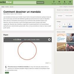 Comment dessiner un mandala: 10 étapes