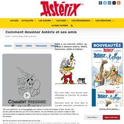 Comment dessiner Astérix et ses amis - Astérix - Le site officiel