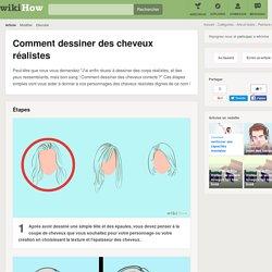 Comment dessiner des cheveux réalistes: 6 étapes