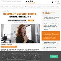 Comment devenir micro-entrepreneur ?