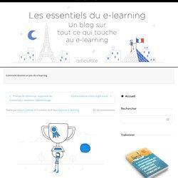 Comment devenir un pro du e-learning