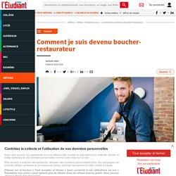 Comment devenir boucher-restaurateur ?