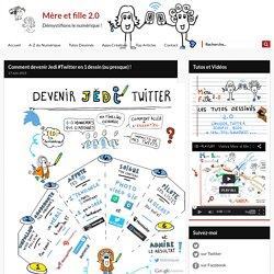 Comment devenir Jedi #Twitter en 1 dessin (ou presque) ! - Mère et fille 2.0