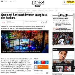 Comment Berlin est devenue la capitale des hackers